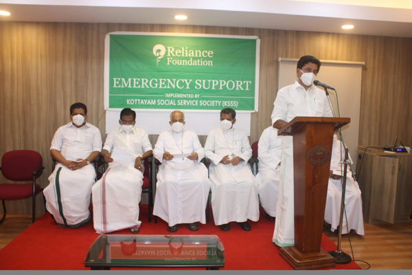 Hygiene Kit Distribution – Supported by Reliance Foundation