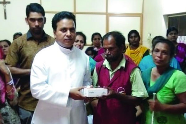 KSSS EXTENDS HELPING HANDS FOR THE DIFFERENTLY-ABLED